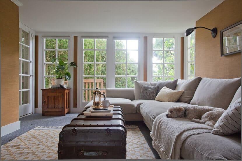 Emily Henderson Ian Brennans House Family Room