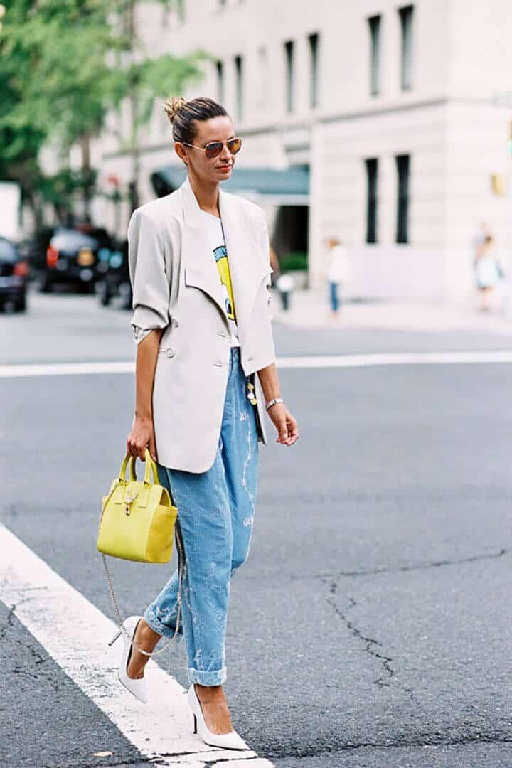 Lemon Yellow Fashion Accent