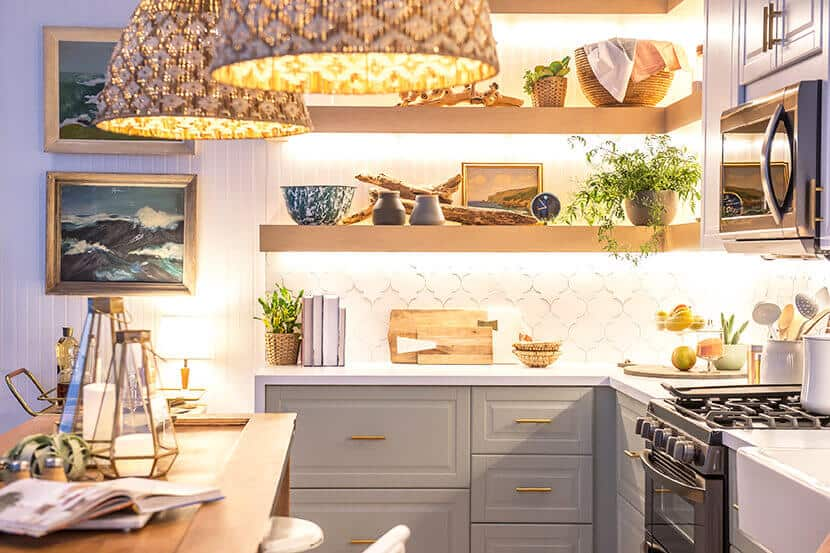 Emily Henderson LG Kitchen Beach Casual Rustic 3
