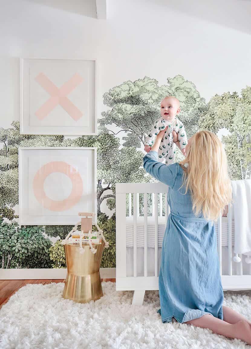 Emily Henderson Nursery In Her Home