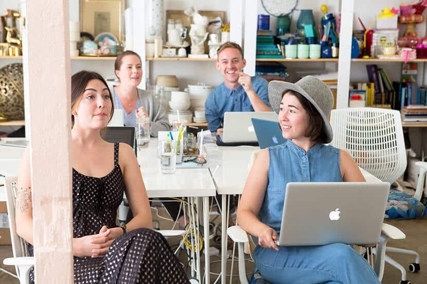 Emily Henderson Team Brainstorm