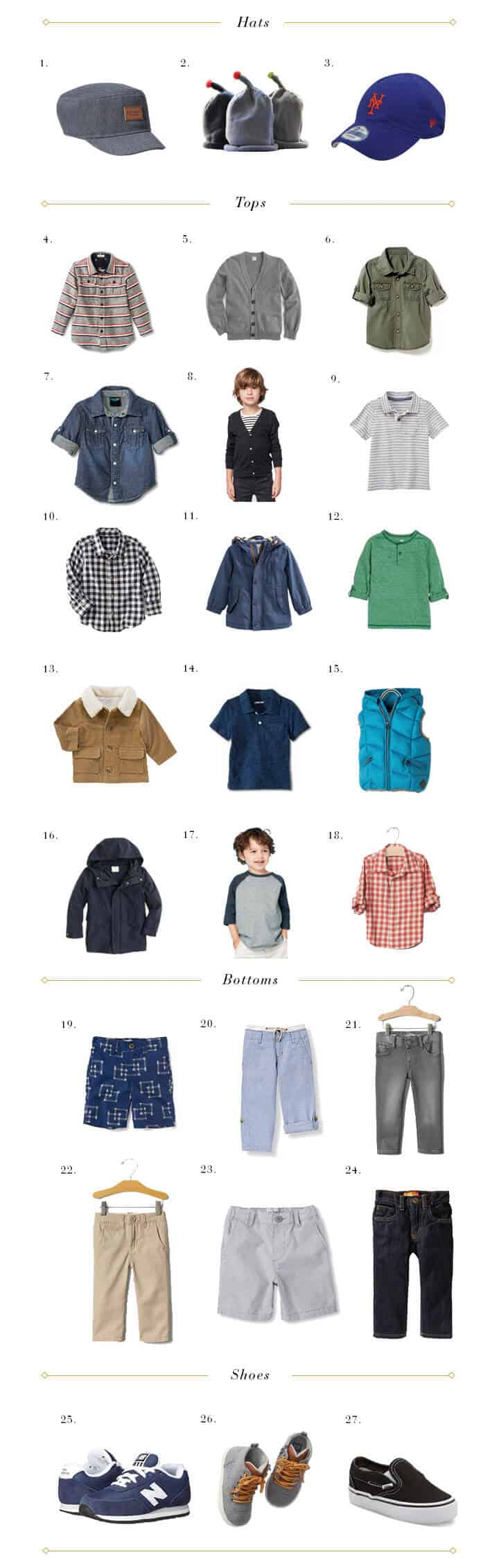Emily Henderson Toddler Boys Fashion