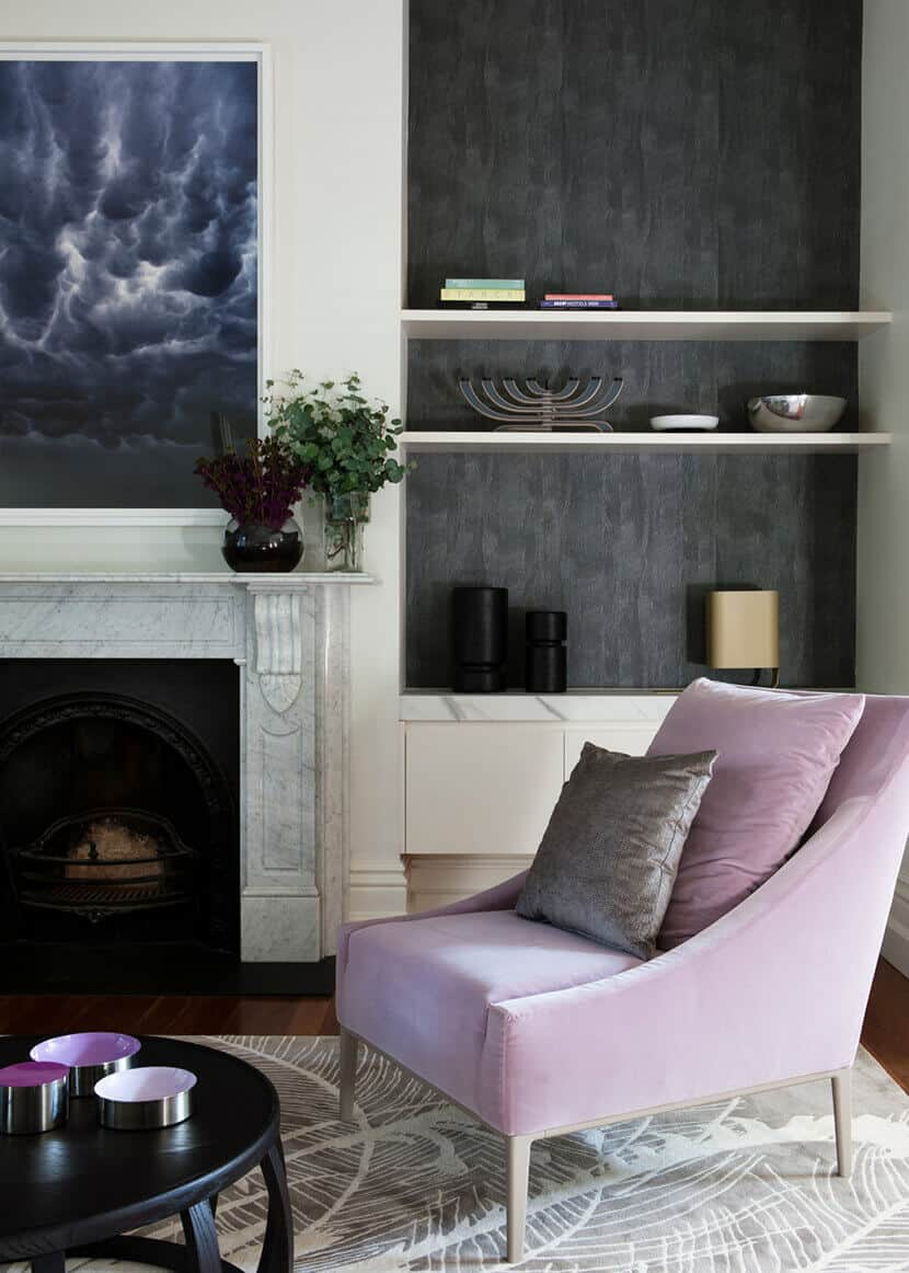 Lavender Pink White Color Trend Emily Henderson 4