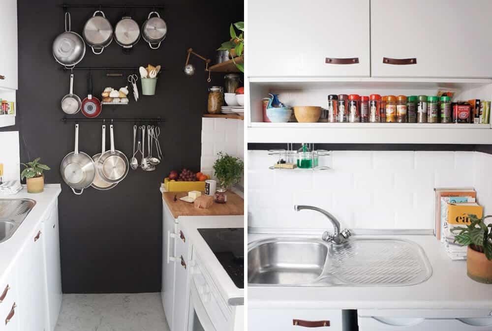 DIY Kitchen Makeover Dr Livinghome After Affordable Redo Emily Henderson 5