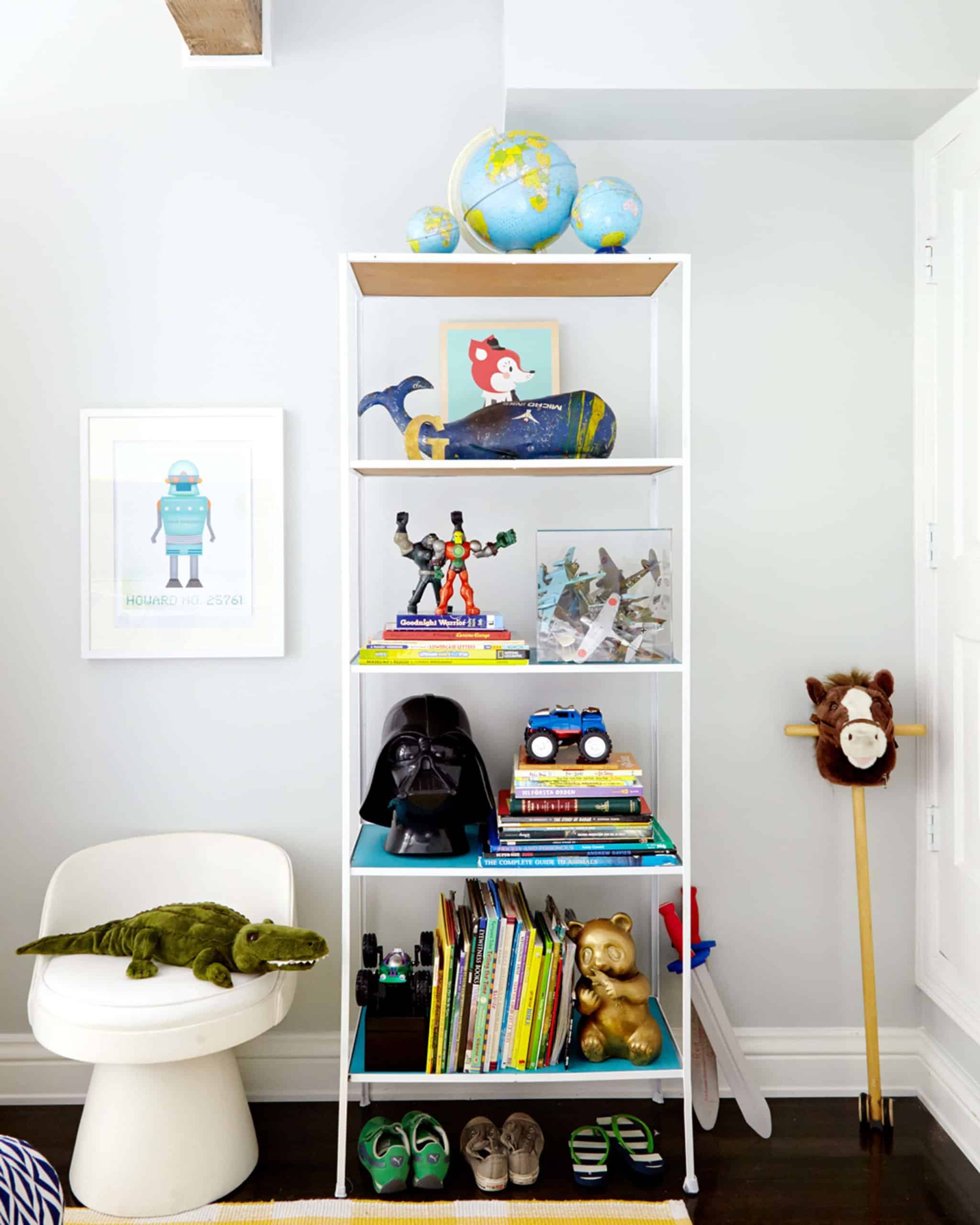 81 Bookcases