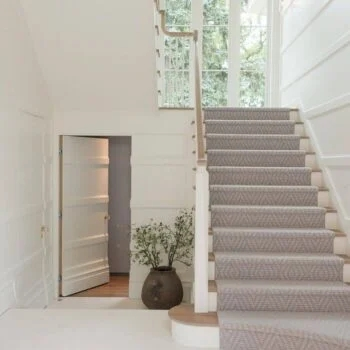 Should I Add A Carpet Or Rug Runner To My Mountain House Staircase   Rug For Bottom Of Stairs   Stairs Floormat   Stair Runners   Flooring   Landing Mat   Rectangle