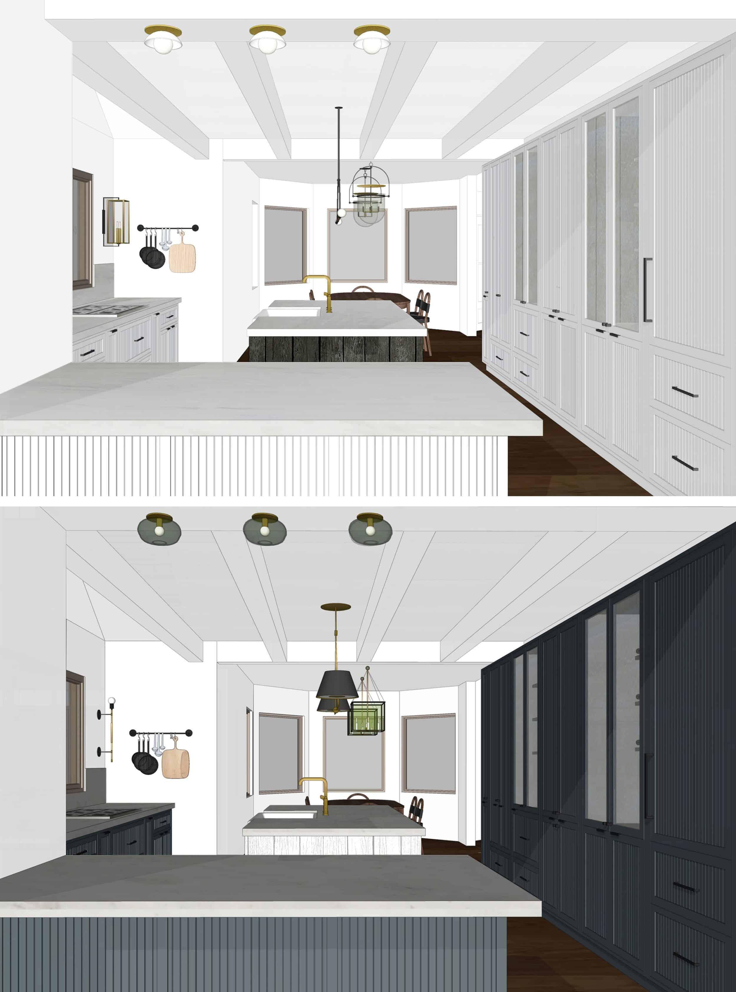 Emily Henderson Kitchen Design Plans