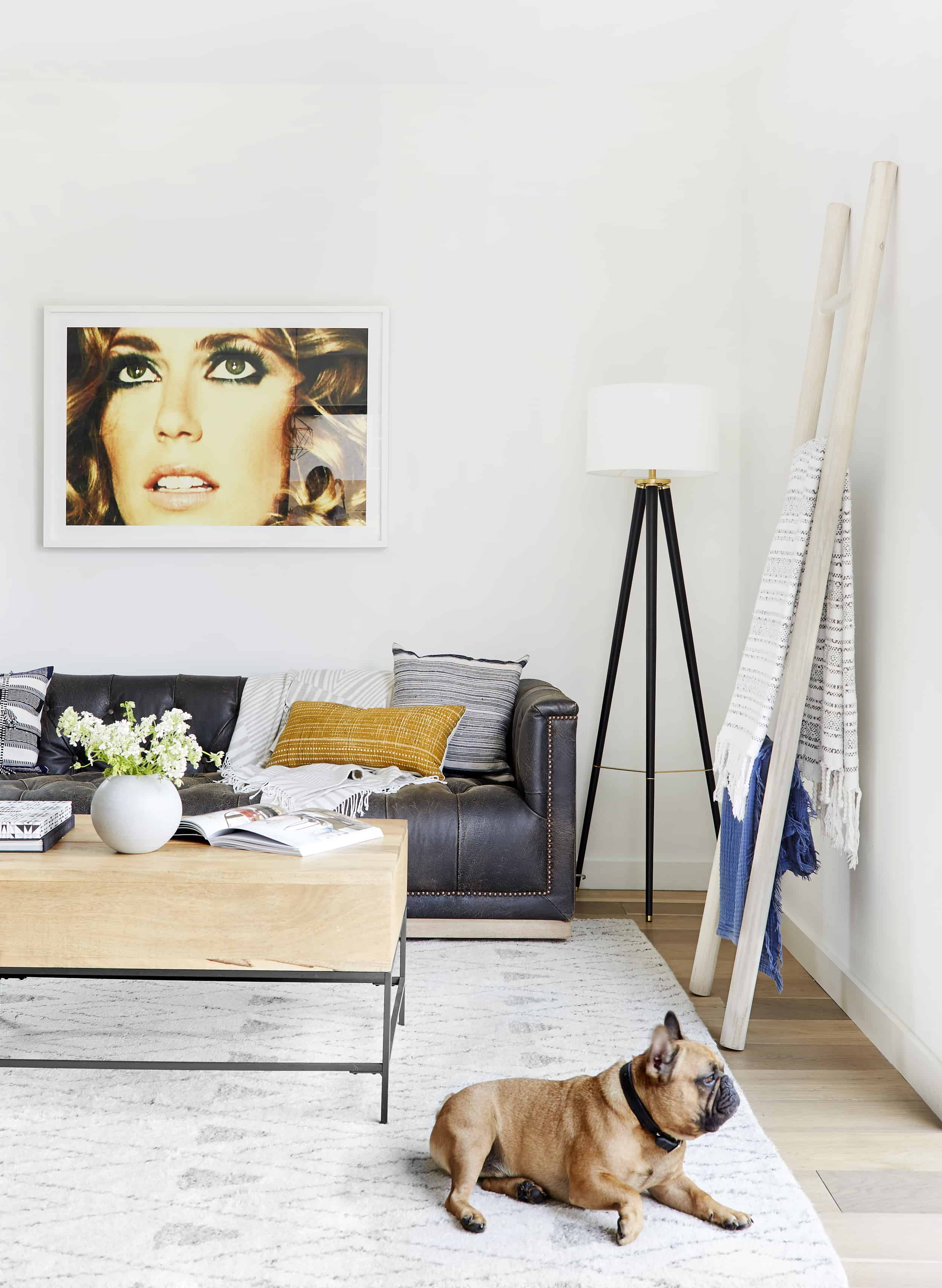 Target See It In Your Space Emily Henderson Bright Modern Living Room1