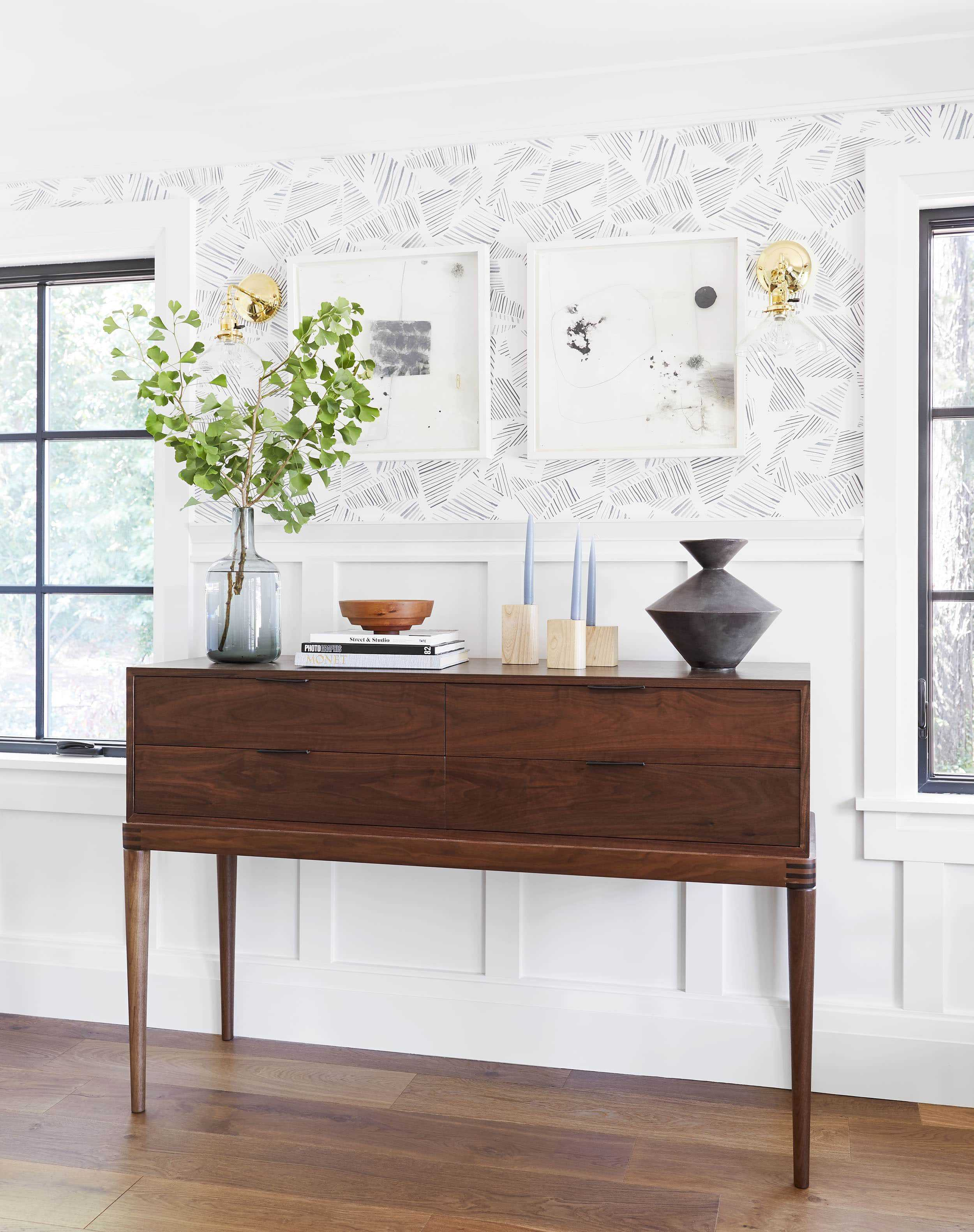 Emily Henderson Portland Traditional Dining Room11