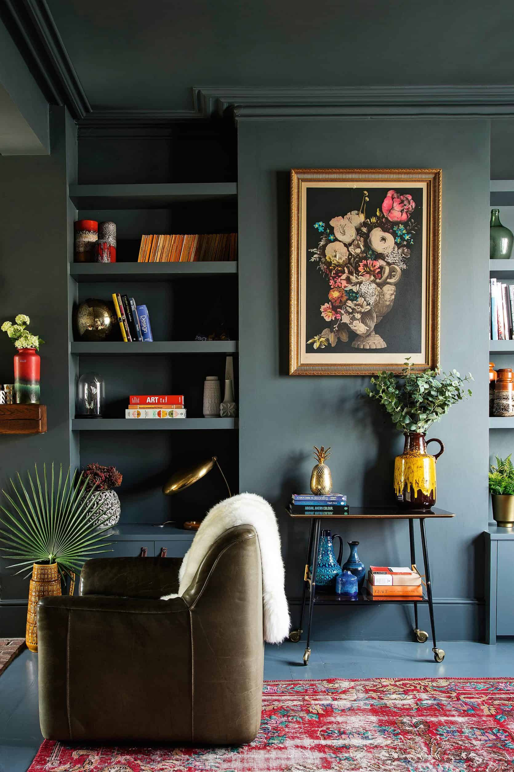 Are Dark Green Walls The New White Walls Short Answer
