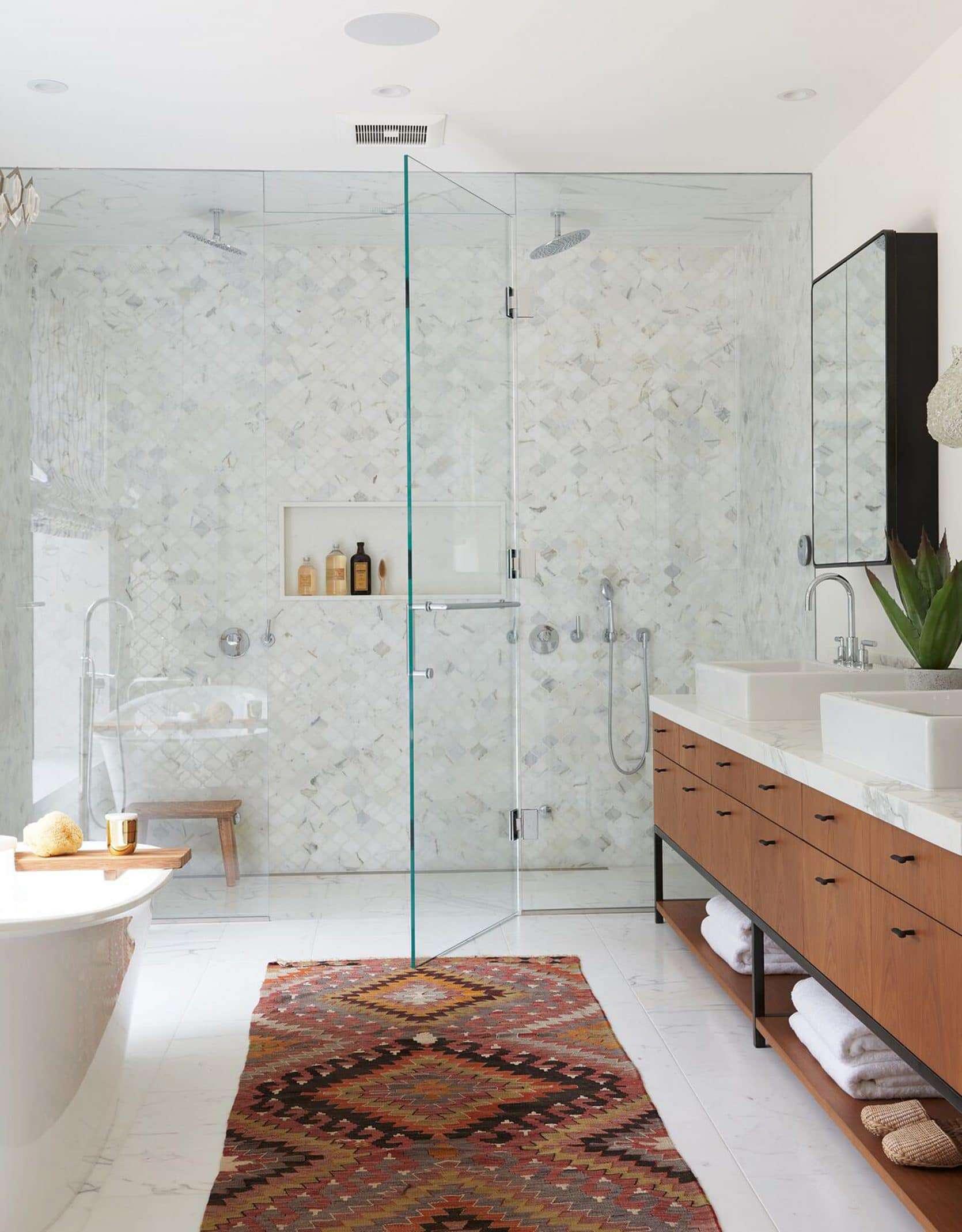 bathroom design trends for 2019
