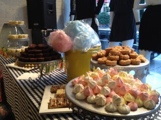 A lovely confectionary table