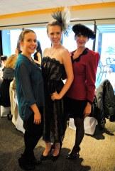 Lyndi, Dominique, and Nicolette