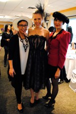 Miranda, Dominique, & Nicolette