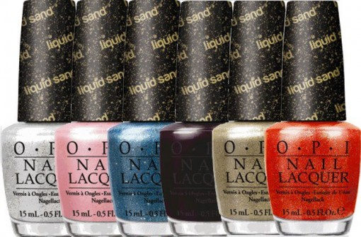 New OPI Nail Polish is out for Spring!