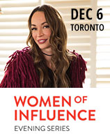 Toronto, Dec. 6th: How to Make Your Personal Style Work for You