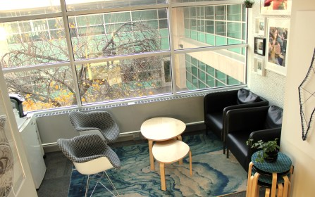 College Student Lounge,designed by Style by Mimi G, Interior Decorator and E-Designer