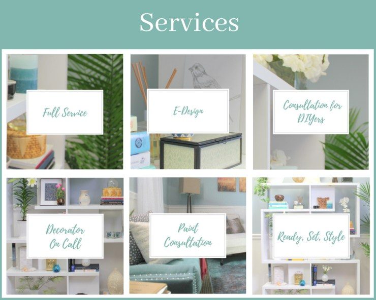 Interior Decorator and E-Designer, Style by Mimi G, offers full service in the tri-state area and e-design service nationwide
