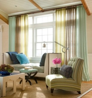 curtains daybed