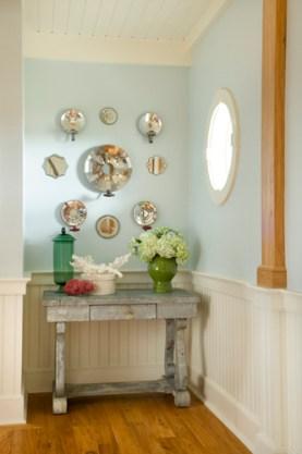 Globe Roop Side Table Vignette