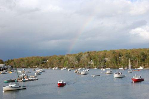 o harbor rainbow