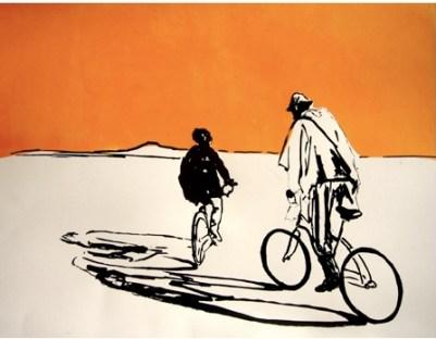 Sunrise Desert Ride