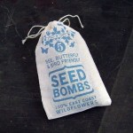 Flowers & Gardens: Seed Bombs