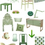 Get the Look: 72 Green Home Furnishings
