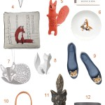 Get the Look: 24 Fox Furnishings & Fashions