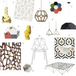 Get the Look: 41 Geo / Polyhedron Furnishings