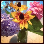 Sunday Bouquet: Summer Brights