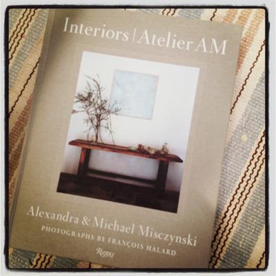 AM ATELIER INTERIORS DESIGN BOOK