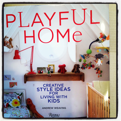 PLAYFUL HOME KIDS ROOMS ANDREW WEAVING