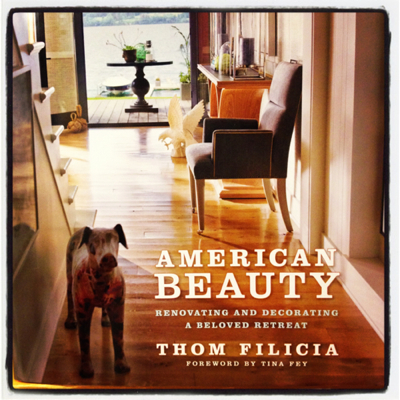 THOM FILICIA AMERICAN BEAUTY BOOK