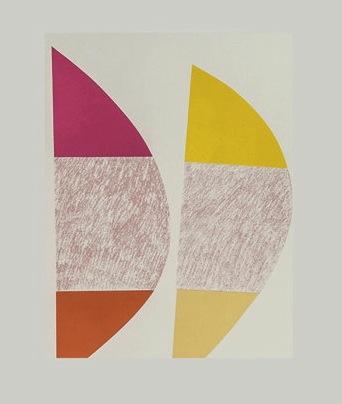 GEOMETRIC COLLAGE EMMA LAWRENSON ART