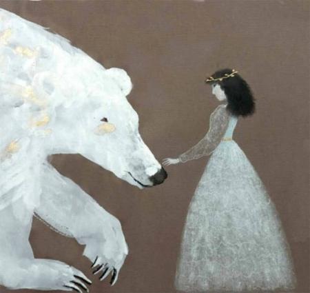 Maria-Ekier-polar-bear