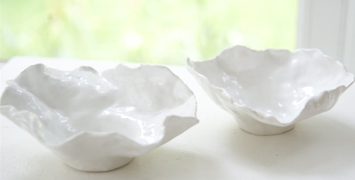 Snowbound Pottery Anna Kasabian Tiny Bowls
