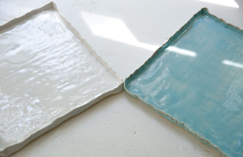Snowbound Pottery Anna Kasabian Plate