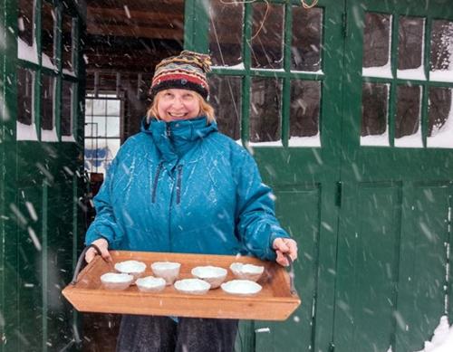 Snowbound Pottery Anna Kasabian Outdoors