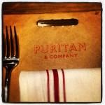 Foodie Friday: Puritan & Company