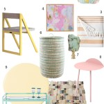 Get the Look: 23 Pastel Home Furnishings