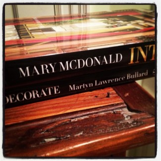 Mary McDonald Martyn Lawrence Bullard Books