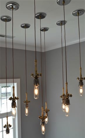 Lighting Designed by Color Theory