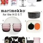 Gift Guide: Marimekko for the Host
