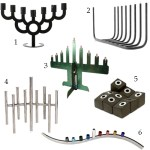 Get the Look: 31 Modern Menorahs