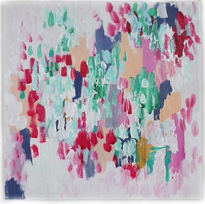 Abstract Painting By Keila Marino