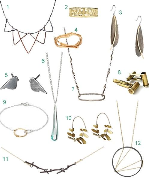Uncommon Goods Artisan Handmade Jewelry