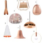 Get the Look: 15 Modern Copper Pendant Lights