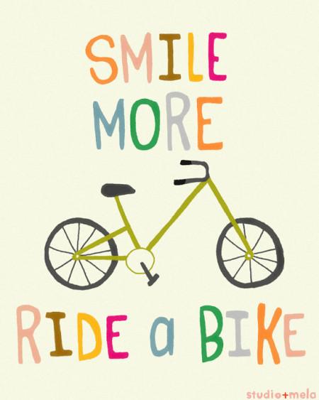 smile-more-ride-a-bike-