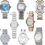 Get the Look: 15 Stainless Steel Women's Watches